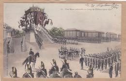 Une Messe Solennelle Au Camp De Châlons Avant 1870 - Barracks