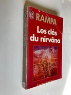 J'AI LU L'AVENTURE MYSTERIEUSE N° 1831  LES CLES DU NIRVANA  RAMPA 1987 Be- - J'ai Lu