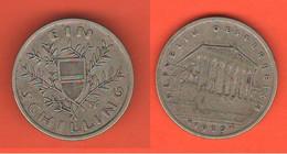 Austria EIN 1 Schilling 1925 Österreich - Austria