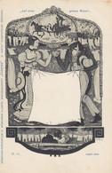 Illustratori - Jugend - II. 16 - Angelo Junk - Auf Einer Gruen Wiese - F. Piccolo - Nuova - Molto Bella - Other Illustrators