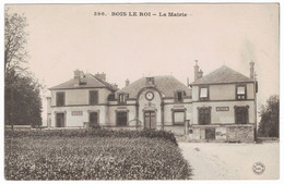 77 - BOIS-LE-ROI - La Mairie - Siron 596 - Bois Le Roi