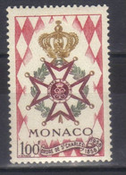 Monaco Timbres  N° 490   Neuf ** Centenaire De L' Ordre De Saint -charles - Unused Stamps