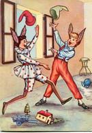 66419 Italia,  Cartolina Nuova  Pinocchio E Lucignolo Con Oreggio Di Asino ! - Cuentos, Fabulas Y Leyendas
