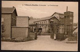 Villers Le Bouillet - Cabendes  - Le Charbonnage - Edit. Cuivers-Lemye Stockay - Voir Scans - Villers-le-Bouillet