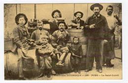 CPA - L'AVEYRON PITTORESQUE - PONS - La Sainte-Lundi: France Postcard (S1220) - Pons