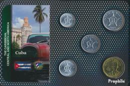 Kuba Stgl./unzirkuliert Kursmünzen Stgl./unzirkuliert Ab 1963 1 Centavo Bis 1 Peso - Cuba