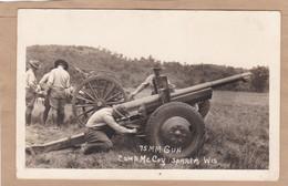 75 Mm Gun Camp Mc Coy Sparta Wis - Equipment