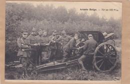 Armée Belge Tir Au 105 M/m - Equipment