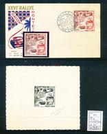 MONACO YVERT 441 LH CHARNIERE + EPREUVE D'ARTISTE SIGNE DUFRESNE + FDC - Unused Stamps