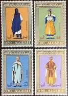 Algeria 1972 Regional Costumes MNH - Argelia (1962-...)