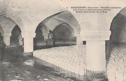 CPA (12) ROQUEFORT N° 5 Saloir Des Caves De La Rue Sociéte Anonyme Des Caves Et Producteurs Réunis  2 Scans - Roquefort