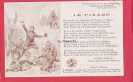 ILLUSTRATEUR -HERMANN--LE Pinard--Sonnets De André Soriac Poilu Au 277° Regiment D'Infanterie - Patriotic