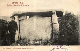 France - Corse - Sartêne - Dolmen Druidique De Cavuria - Sartene
