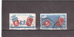 1959 GEMELLAGGIO ROMA PARIGI - 1946-60: Gebraucht