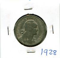 Portugal 1 Esc. (Alpaca) 1928 BC+ - Other - Europe