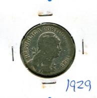 Portugal 1 Esc. (Alpaca) 1929 BC+ - Other - Europe