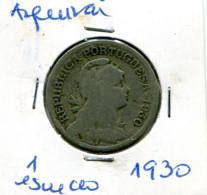 Portugal 1 Esc. (Alpaca) 1930 BC+ - Other - Europe