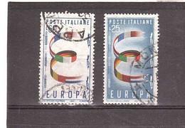 1957 EUROPA - 1946-60: Gebraucht
