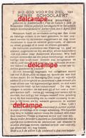 Oorlog Guerre Henri Schoolaert Ambleleuse Bombardement Te Mortsel 5 April 1943 Beauprez Antwerpen - Andachtsbilder