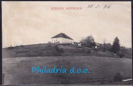 Mala Loka Mansion (Kleinlack), Mailed 1915 - Eslovenia