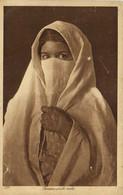 Femme Arabe Voilée RV - Donne