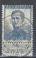Ca Nr 120 Brussel Bruxelles 6B - 1912 Pellens