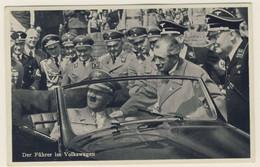 2* World War - Nazismo - 25/02/1939 Hitler Visits The Wolkswagen Plant. (2 Images) - Weltkrieg 1939-45