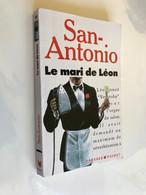 PRESSES POCKET N° 4065    SAN ANTONIO    Le Mari De Léon  312 Pages -1992 Be - Unclassified
