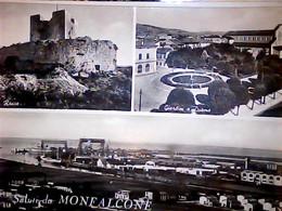 MONFALCONE: SALUTI DA .... - 3 VEDUTE VB1954 IF9775 - Gorizia