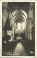 CPA De La TOUR DU PIN - Intérieur De L'Eglise (orgues). - La Tour-du-Pin