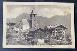 Tschiertschen Mit Pension Brüesch - GR Graubünden