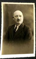 034 771 - CPA - Thèmes - Photo - Portrait D'homme - Photographie