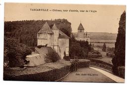 TANCARVILLE --Chateau , Tour D'entrée , Tour De L'aigle ........à Saisir - Tancarville