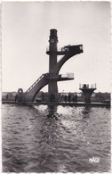 62. Pf. LE TOUQUET. Le Plongeoir De La Piscine Marine. 372 - Le Touquet