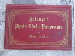 Halenza's Photo Rhein Panorama Von Mainz Bis Cöln ; - Reproductions