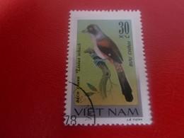Viet-Nam - Buu Chinh - Bach Tranh - Linius Schach - Val 30 Xu - Multicolore - Oblitéré - Année 1978 - - Vietnam