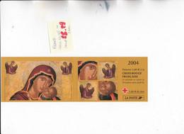 FRANCE : Carnet  CROIX-ROUGE   2004 - Rode Kruis