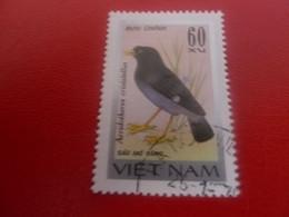 Viet-Nam - Buu Chinh - Acridotheres Cristatellus - Val 60 Xu - Multicolore - Oblitéré - Année 1978 - - Vietnam