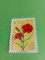 ALGERIE - ALGERIA - Timbre 1969 : Fleurs - Dianthus Caryophyllus - Argelia (1962-...)