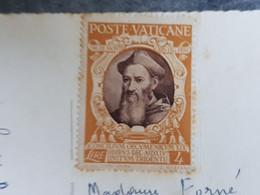 Poste Vaticane - Vaticaanstad - Cartas