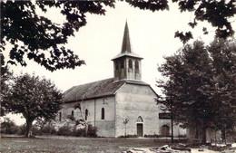 01 AIN L'église De COLLONGES Cpsm Petit Format Dentelé - Non Classés