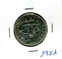 Portugal 5 Esc. (Pratai), 1951 BC - Other - Europe
