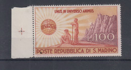 San Marino  Michel Cat.No. Mnh/** 350 - Unused Stamps