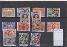 San Marino  Michel Cat.No. Mnh/** 356/369 - Unused Stamps