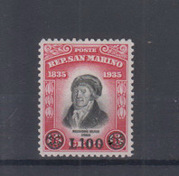 San Marino  Michel Cat.No. Vlh/* 402 - Unused Stamps
