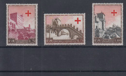 San Marino  Michel Cat.No. Mnh/** 457/459 - Unused Stamps
