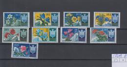 San Marino  Michel Cat.No. Mnh/** 503/511 - Unused Stamps