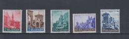 San Marino  Michel Cat.No. Mnh/** 562/566 - Unused Stamps