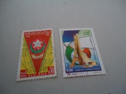 ALGERIA  USED STAMPS  ANNIVERSARY - Argelia (1962-...)