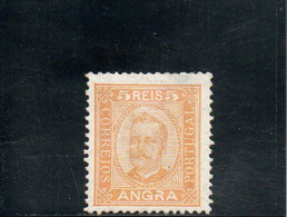 ANGRA 1892 * DENT 12.5 AMINCI-THINNED - Angra